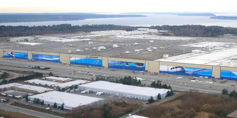 Usine Boeing d'Everett