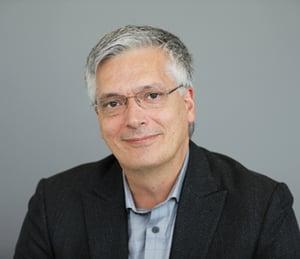 Portrait de Charles Carbonneau ingénieur