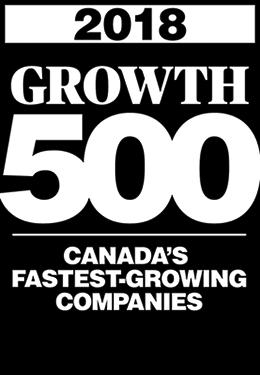 Growth 500 Logo 2018