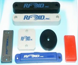 Hard RFID tags