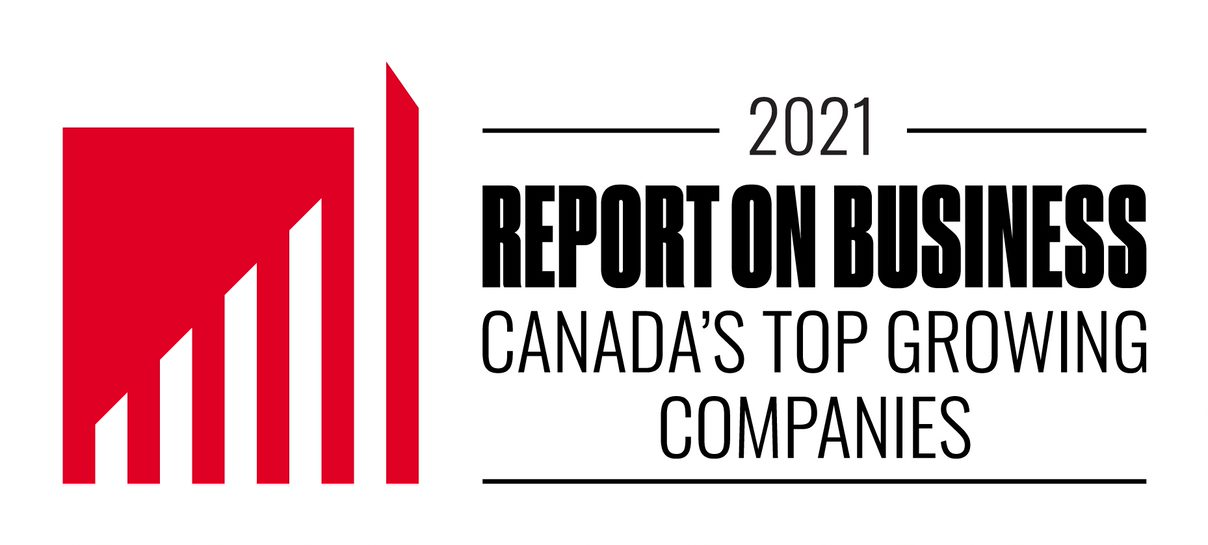 2021 Report on Business - Canada's Top Growing Companies