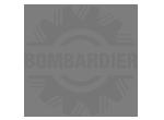 Logo Bombardier - Client de Damotech