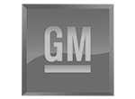 Logo General Motors (GM) - Client de Damotech