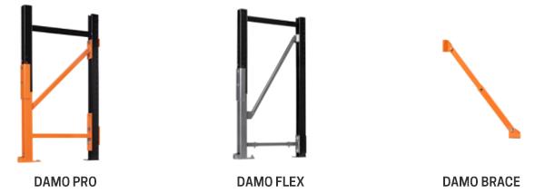 Damotech Rack Repair Products