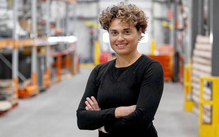 Damotech inside sales woman