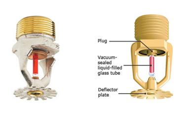 Sprinkler photo and diagram