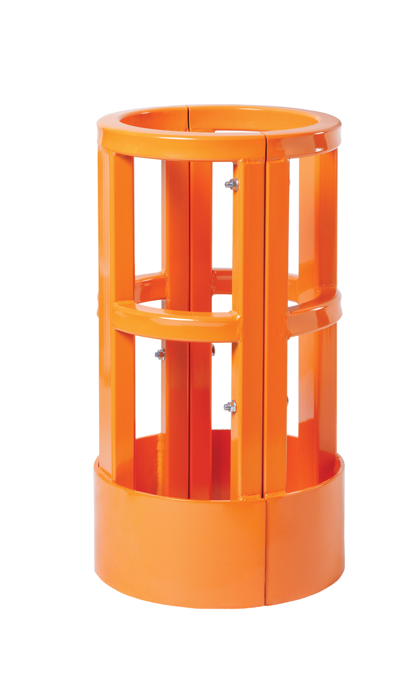 warehouse column protector Damo Shield