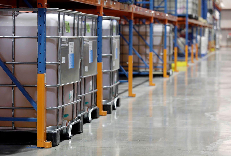 Damo_Guard_Warehouse