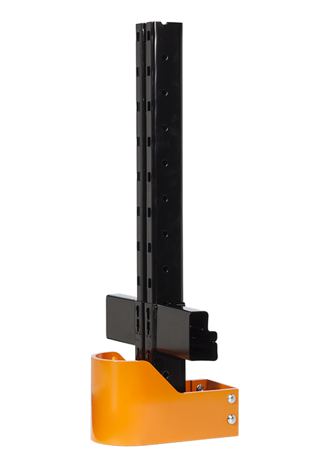 Protect the base and anchors of your pallet rack uprights.