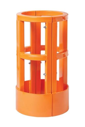 Warehouse column protector Damo Shield