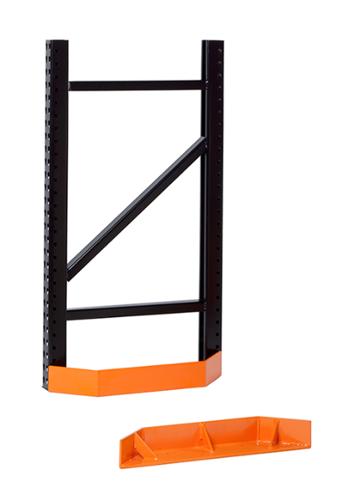 warehouse rack guards Damo End Guard